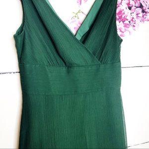 J. Crew Dresses - J Crew | Sophia Silk Chiffon Dress